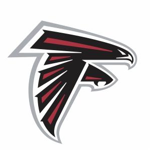 Atlanta Falcons Logo Clipart