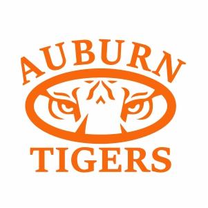 Auburn Tigers Logo Vector