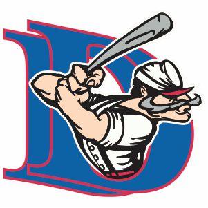 Auburn Doubledays Logo Vector