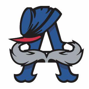 Auburn Doubledays Cap Logo Vector