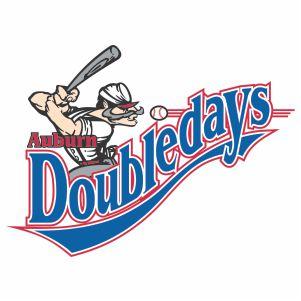 Vector Auburn Doubledays Logo