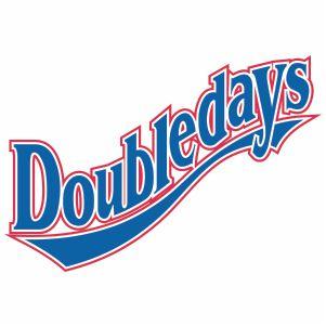 Auburn Doubledays Wordmark Logo Vector