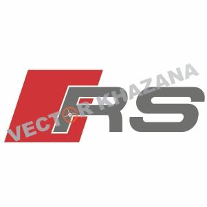 Audi RS Logo Svg