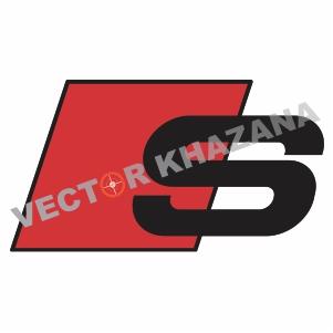 Audi S Logo Svg