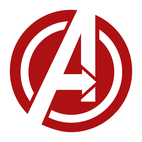 The Avengers Logo Vector