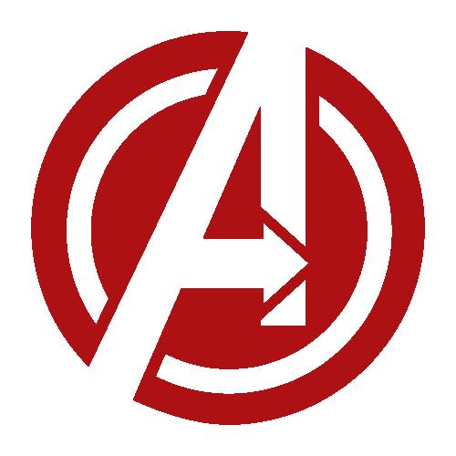 The Avengers Logo Svg