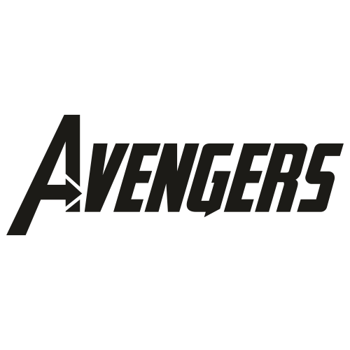 Marvels The Avengers Logo Vector