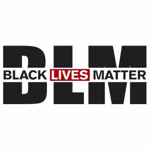 BLM Logo Svg