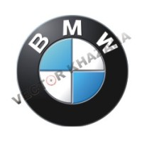 BMW Car Logo Vector
