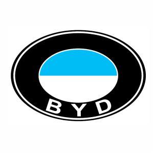 BYD logo svg cut