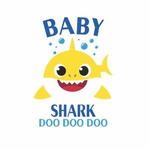 Baby Shark Doo Doo Doo vector