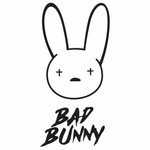 Bad Bunny vector