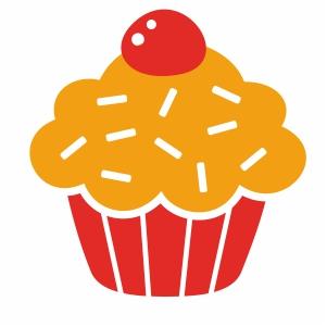 Cupcake Svg