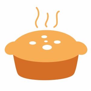Baking Cake Svg
