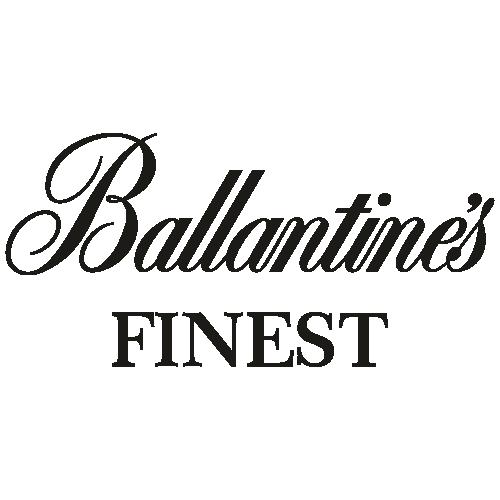 Ballantines Finest logo Svg