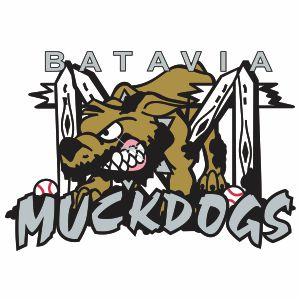 Batavia Muckdogs Logo Svg