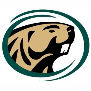 Bemidji State Beavers logo vector clip art