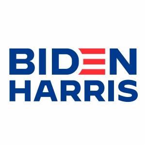 Biden Harris Logo Clipart