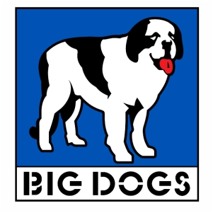 Big Dogs logo svg