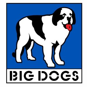 Big Dogs logo Vector