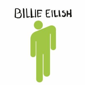 Billie Eilish Blohsh Clipart