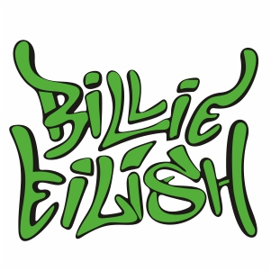 Billie Eilish Logo Svg