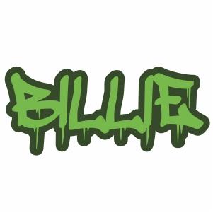 Billie Logo Svg
