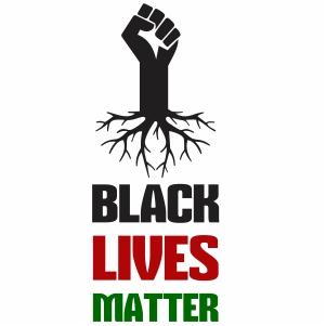 Black Lives Matter Hand Png