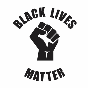 Black Lives Matter Hand Sign Svg Black Lives Matter Hand Svg Cut File Download Jpg Png Svg Cdr Ai Pdf Eps Dxf Format