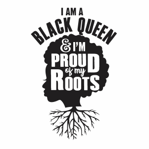 Proud Of My Roots Svg