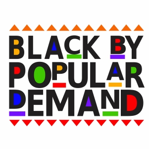 Black by Popular Demand Vector