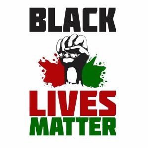 Black Lives Matter Fist Png