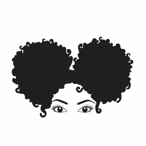 Black Women Svg