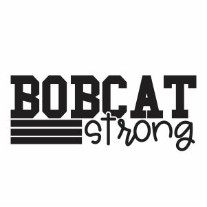 Bobcat Strong Vector