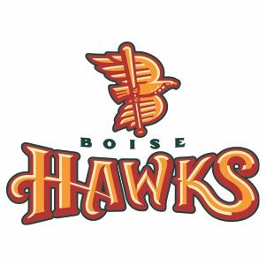 Boise Hawks Logo Vector