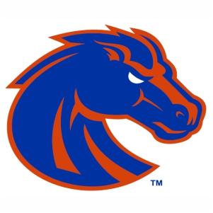 Boise State Broncos logo vector image