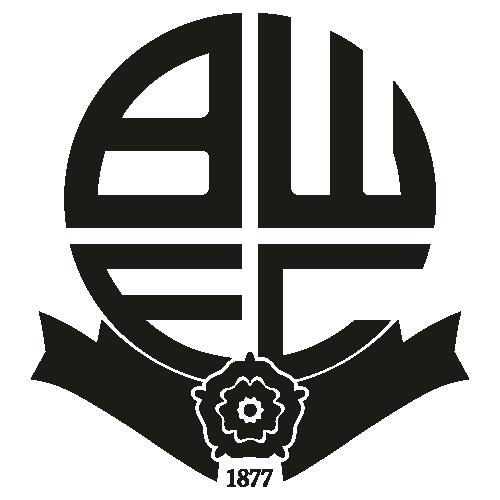 Bolton Wanderers FC Black Svg