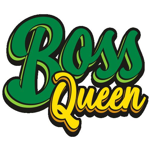 Boss Queen Svg