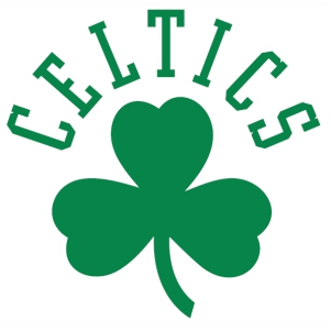 Boston Celtics vector image