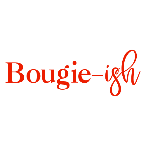 Bougie Ish Logo Svg