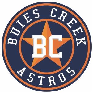 Buies Creek Astros Logo Svg