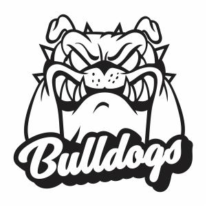 Bulldog Face Clipart