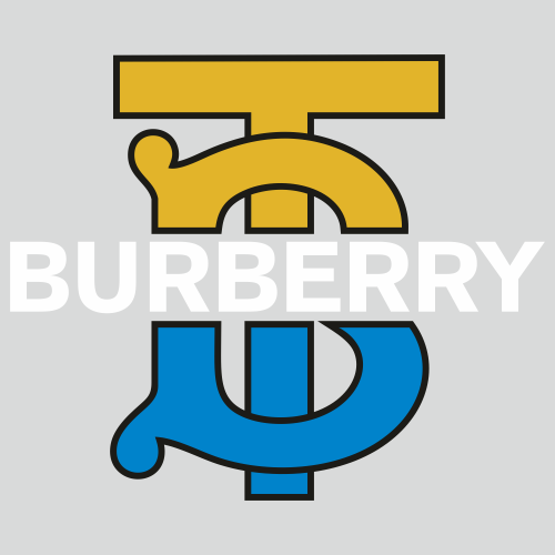Burberry Tb Svg