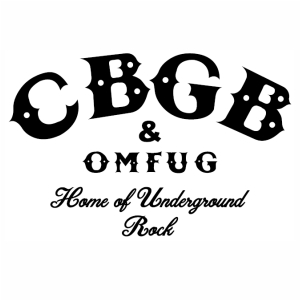 cbgb and omfug logo Vector file