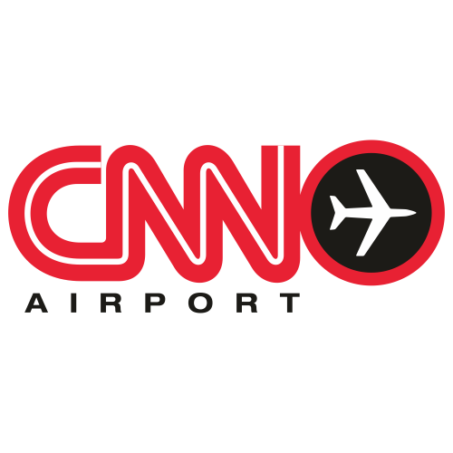 CNN Airport Logo Svg