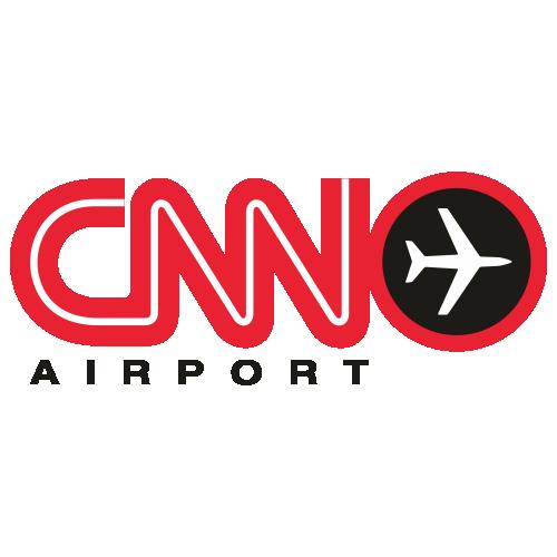 CNN Airport Logo Svg