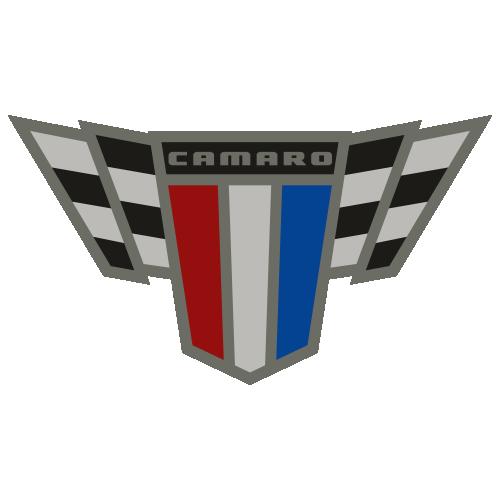 Camaro Car Logo Svg