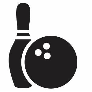 Bowling Svg