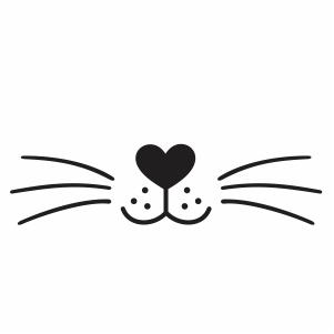 Cat Whisker vector