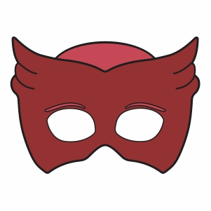 owlette pj mask vector file